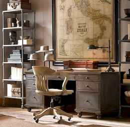 30 home office space with rustic design (28)