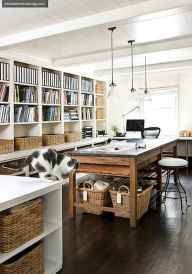30 home office space with rustic design (5)