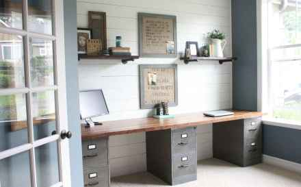 30 home office space with rustic design (6)