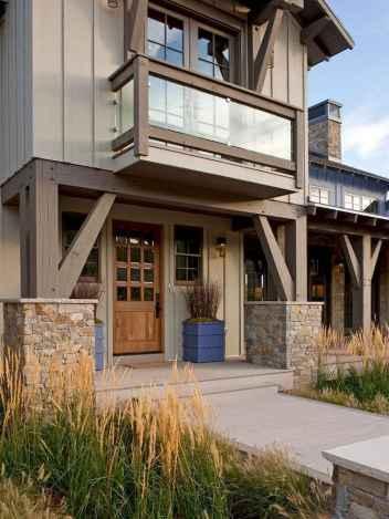 44 rustic balcony decor ideas to show off this season (39)