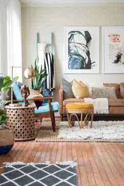 45 amazing rustic farmhouse style living room design ideas (31)