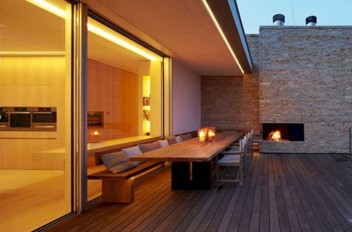 50 beautiful scandinavian backyard landscaping ideas (20)
