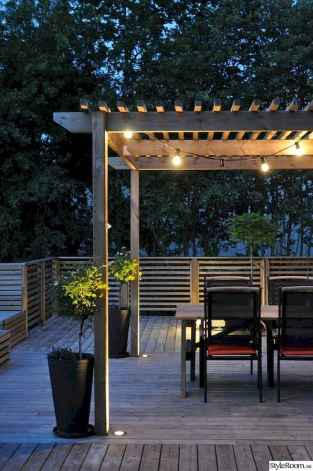 50 beautiful scandinavian backyard landscaping ideas (41)
