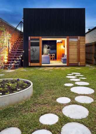 50 beautiful scandinavian backyard landscaping ideas (7)