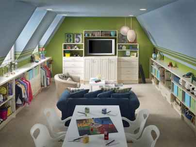 50 ideas for organizing playrooms & kid's spaces (19)