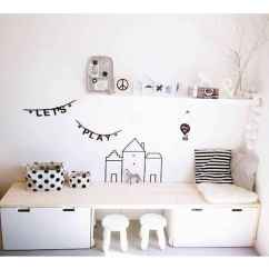 50 ideas for organizing playrooms & kid's spaces (45)