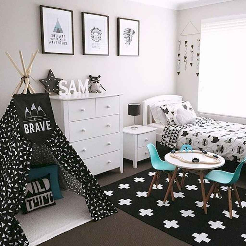 50 ideas for organizing playrooms & kid's spaces (6)
