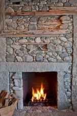 50+ most amazing rustic fireplace designs ever (33)
