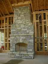 50+ most amazing rustic fireplace designs ever (53)