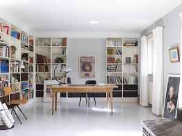 50 super scandinavian ideas for your home library (17)