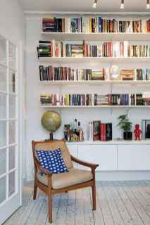 50 super scandinavian ideas for your home library (39)