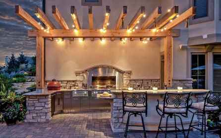 60 amazing outdoor kitchen ideas (29)