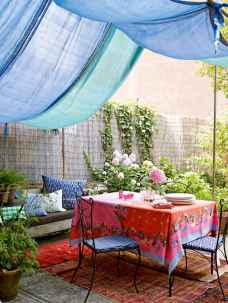 60 awesome eclectic backyard ideas (41)