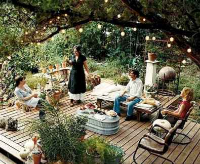 60 awesome eclectic backyard ideas (44)