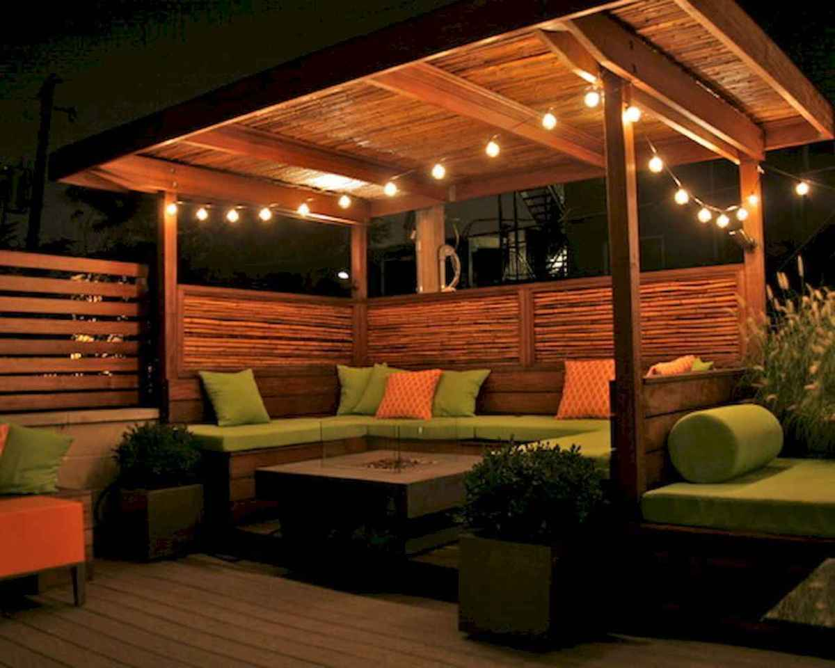 60 awesome eclectic backyard ideas (53)
