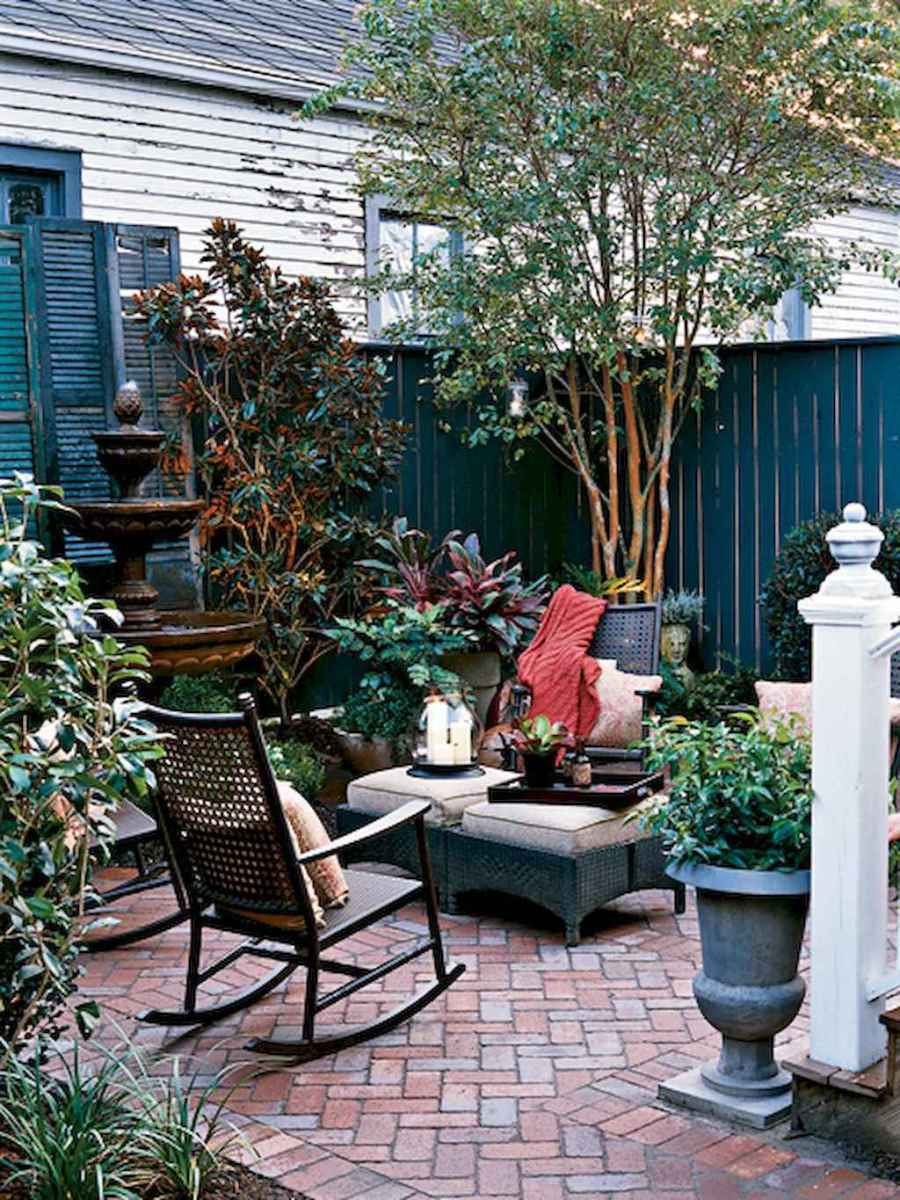 60 awesome eclectic backyard ideas (7)