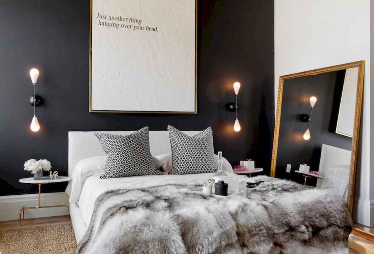 60 beautiful eclectic bedroom decorating ideas (25)