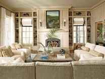 60 beautiful eclectic fireplace decor (17)