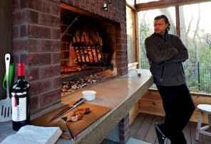 60 beautiful eclectic fireplace decor (37)