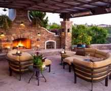 60 beautiful eclectic fireplace decor (46)