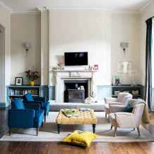 60 beautiful eclectic fireplace decor (47)