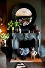 60 beautiful eclectic fireplace decor (54)