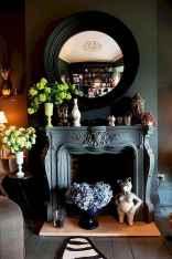 60 beautiful eclectic fireplace decor (54)
