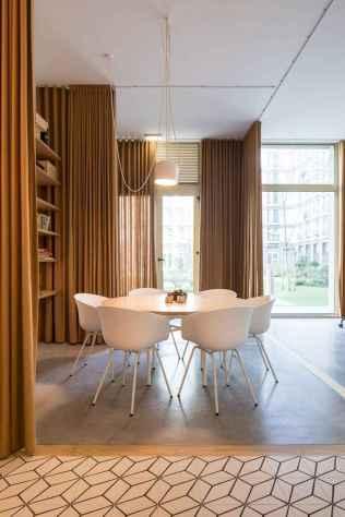 60+ beautiful and subtle home office scandinavian design ideas (15)