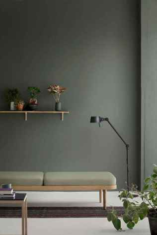 60+ beautiful and subtle home office scandinavian design ideas (29)