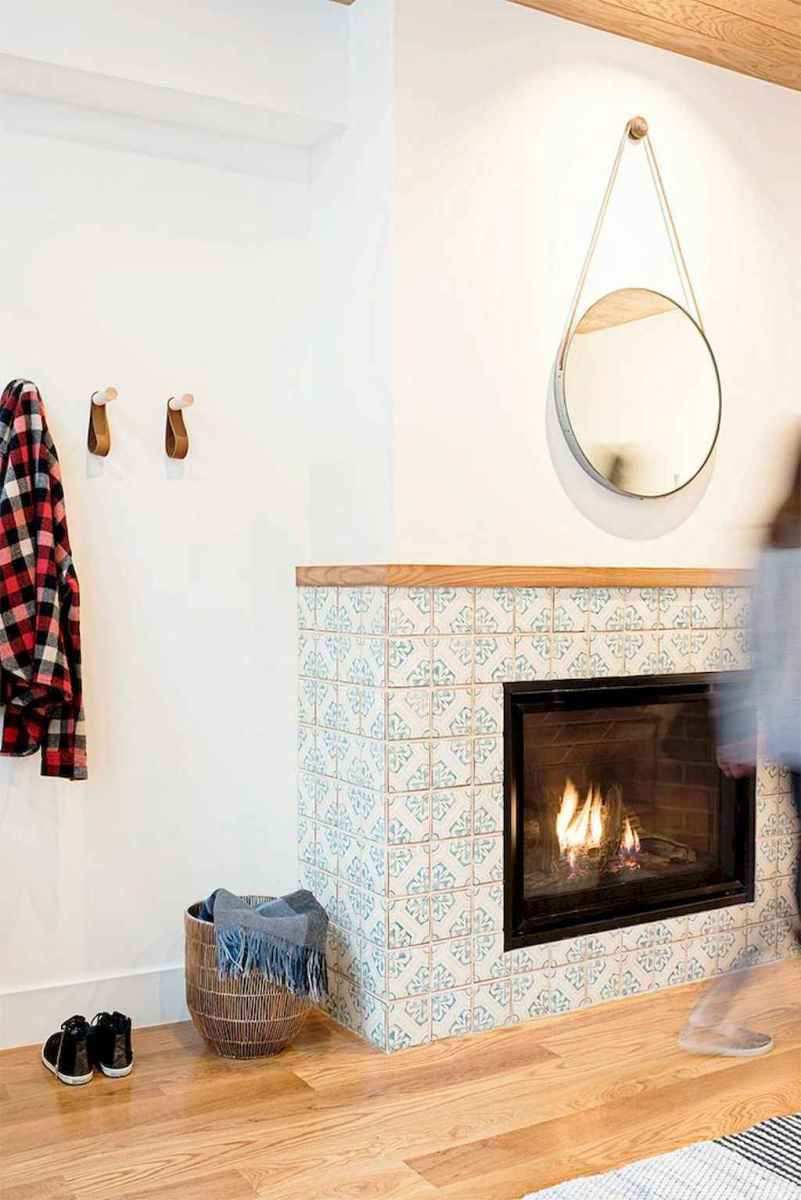 60+ cozy corner fireplace ideas for your home (17)