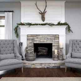 60+ cozy corner fireplace ideas for your home (53)