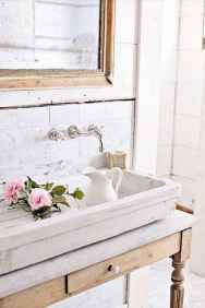 60 cute inspired vintage powder room (5)