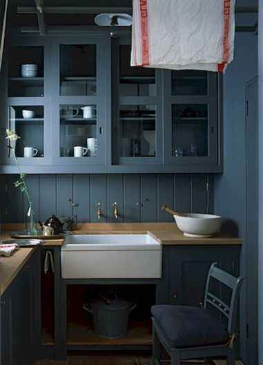 60 decorating kitchen with english country style (11)