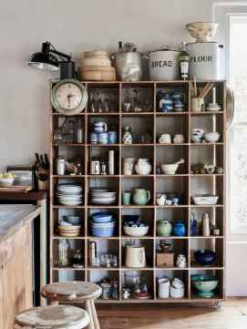 60 eclectic kitchen ideas that charge up your remodel (51)