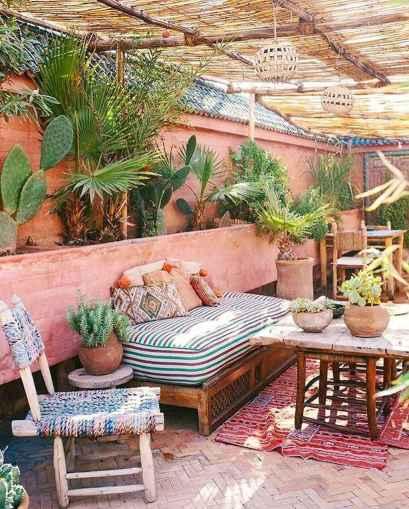 60 incredible utilization ideas eclectic balcony (16)