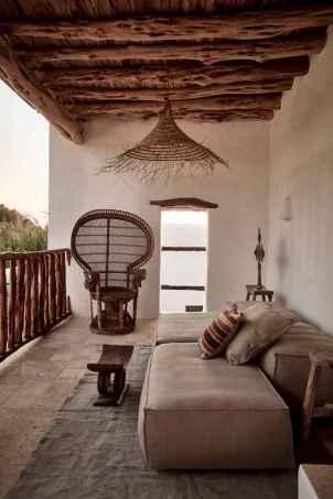 60 incredible utilization ideas eclectic balcony (43)