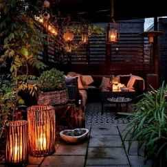 60 incredible utilization ideas eclectic balcony (52)