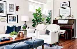 60 modern eclectic living room decorating ideas (24)