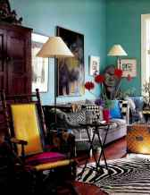 60 modern eclectic living room decorating ideas (26)