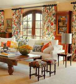 60 modern eclectic living room decorating ideas (31)