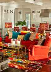 60 modern eclectic living room decorating ideas (34)