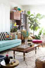 60 modern eclectic living room decorating ideas (36)