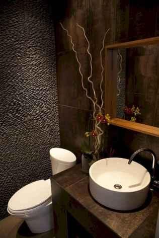 60+ pretty powder rooms with rustic design (25)