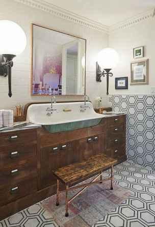 60 trend eclectic bathroom ideas (26)