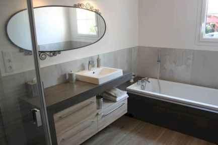 60 trend eclectic bathroom ideas (57)