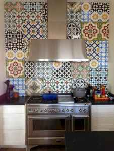 60 of the most inspiring colorful kitchen (15)
