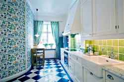 60 of the most inspiring colorful kitchen (28)