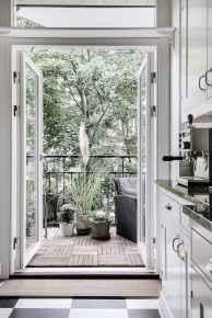 72 smart balcony designs with scandinavian ideas (4)