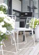 72 smart balcony designs with scandinavian ideas (65)