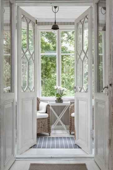 72 smart balcony designs with scandinavian ideas (67)